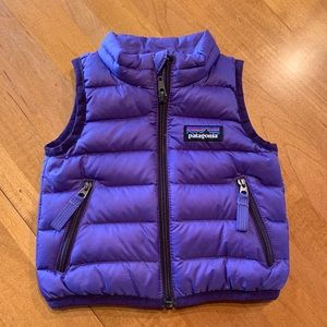 Patagonia Infant Puffer Vest
